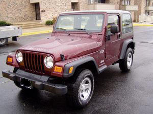 VOITURE Occasion Jeep Wrangler