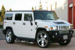 Voitures de Luxe Occasion Hummer  H2